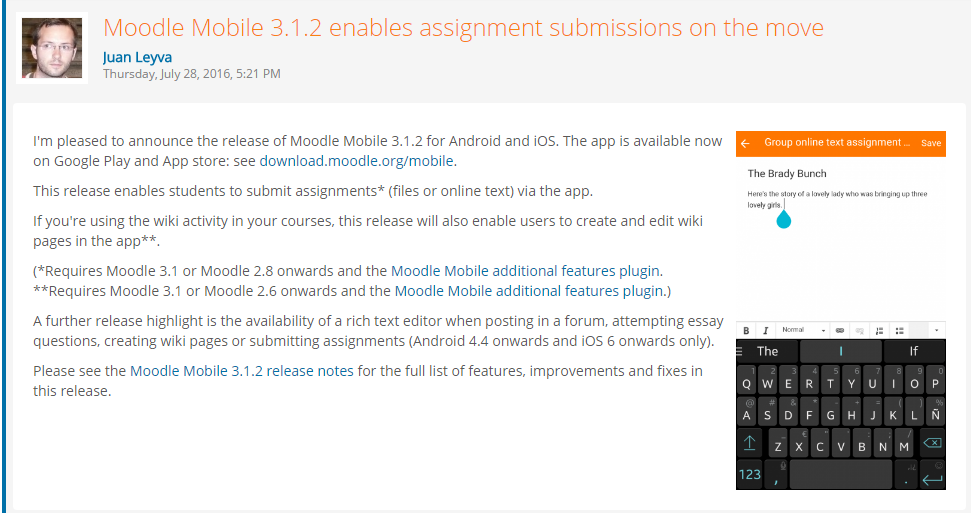 Moodle mobile Archives - Eductechalogy